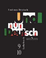 Немецкий язык. Учебник. 9-10 классы
