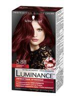 """Краска для волос """"Эффектные огненные"""" тон: 5.88, глянцевый красный"""