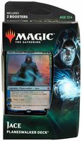 Magic the Gathering. War of the Spark. Jace