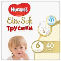 """Подгузники-трусики """"Elite Soft 6"""" (16-22 кг; 40 шт.)"""