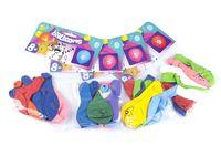 Набор шариков резиновых надувных (8 шт, арт. P36000050)
