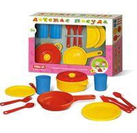 Набор детской посуды (арт. 06001)