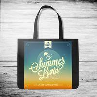 """Сумка-шоппер """"Summer lovin"""" (арт. 7)"""