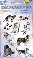"Набор штампов ""Кошки и собаки"""