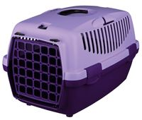 "Переноска для животных ""Traveller Capri I"" (32х31х48 см; фиолетово-сиреневая)"