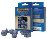 "Набор кубиков ""Pathfinder. Hell's Rebels"" (7 шт.; бело-синий)"