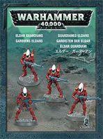 """Малый набор миниатюр """"Warhammer 40.000. Eldar Guardians"""" (35-32)"""