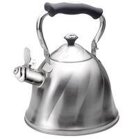 Чайник металлический со свистком (3 л; арт. MR-1305)