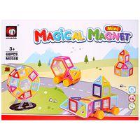 "Конструктор магнитный ""Magical Magnet"" (68 деталей; арт. DV-T-609)"