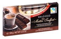 "Шоколад темный ""Grazioso. Espresso"" (100 г)"
