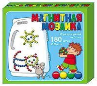 Мозаика магнитная (180 элементов)