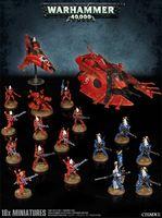 """Набор миниатюр """"Warhammer 40.000. Eldar Battleforce"""" (46-10)"""