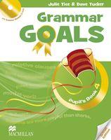 Grammar Goals. Pupil`s Book 4 (+ CD)