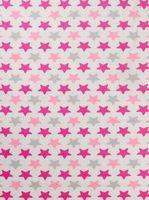 """Плед """"Розовые звезды"""" (120х85 см)"""
