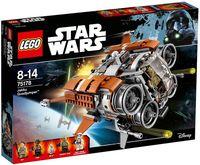 """LEGO Star Wars """"Квадджампер Джакку"""""""