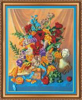"Вышивка бисером ""Тюльпаны"" (арт. АВ-066)"