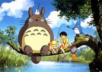 "Постер ""My Neighbor Totoro"" (арт. 200)"