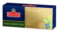 """Чай зеленый """"Riston. Зеленый"""" (25 пакетиков)"""