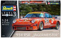 "Сборная модель ""Автомобиль Porsche 934 RSR ""Jagermeister"" (масштаб: 1/24)"