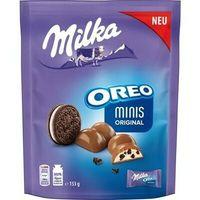 """Конфеты """"Milka. Minis. Oreo"""" (153 г)"""