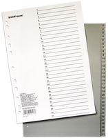 Разделитель пластиковый А4 (сортировка по цифрам 1-31)