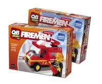 "QBStory. Firemen. ""Пожарная машина"" (200021)"