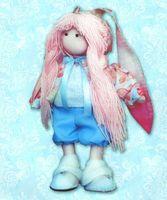 """Набор для шитья из ткани """"Кукла Машка"""""""