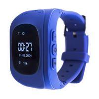 Детские часы SmartBabyWatch Q50 (темно/синие)