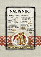 "Открытка ""Nalisniki"""