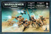 "Набор миниатюр ""Warhammer 40.000. Tau Empire Fire Warriors"" (56-06)"