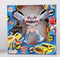 """Робот-трансформер """"АвтоАгент"""" (арт. Л52984)"""
