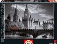 """Пазл """"Лондонский автобус"""" (1000 элементов)"""