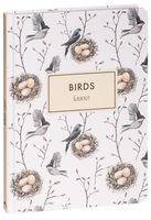 "Блокнот ""Birds"" (182x255 мм)"