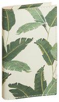 "Ежедневник ""Tropical Print"" (93х175 мм)"
