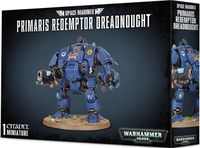 Warhammer 40.000. Space Marines. Primaris Redemptor Dreadnought (48-77)