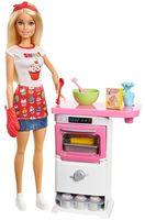 """Игровой набор """"Барби. Пекарь"""""""