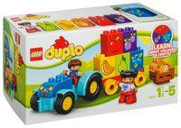 """LEGO Duplo """"Мой первый трактор"""""""