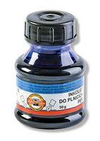 Чернила для перьевой ручки (синие; 50 гр)