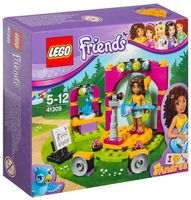 "LEGO Friends ""Музыкальный дуэт Андреа"""