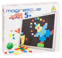 Мозаика магнитная (220 элементов)
