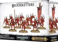 Warhammer Age of Sigmar. Blades of Khorne. Bloodletters (97-08)
