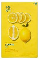 "Тканевая маска для лица ""Лимон"" (20 мл)"