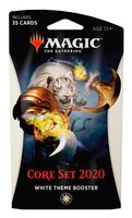 "Бустер ""Magic the Gathering. Core Set 2020. White"" (35 карт)"