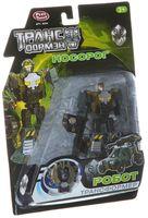 """Робот-трансформер """"Носорог"""""""