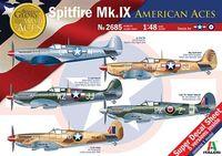 "Истребитель ""Spitfire Mk.IX American Aces"" (масштаб: 1/48)"