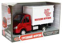"""Модель машины """"Газель. Магазин игрушек"""" (масштаб: 1/24)"""