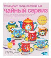 """Набор для росписи посуды """"Чайный сервиз"""""""