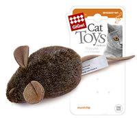 """Игрушка для кошек """"Мышка"""" со звуковым чипом (15 см)"""
