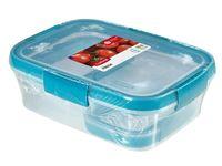 """Набор контейнеров для продуктов """"Fresh"""" (3 шт.; голубой)"""