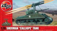 "Средний танк ""Sherman ""Calliope"" (масштаб: 1/76)"